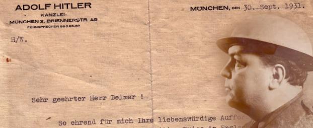 Delmer Hitler