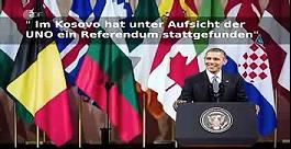 Obama lügt