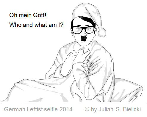 German Leftist selfie 2014