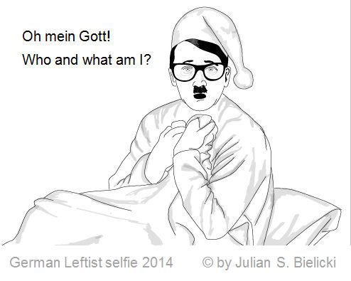 German Leftist selfie 2014