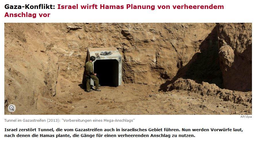 Hamas-Tunnel