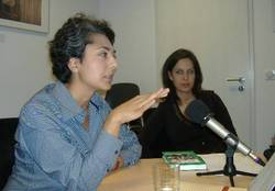 Nahost-Korrespondentin Golineh Atai