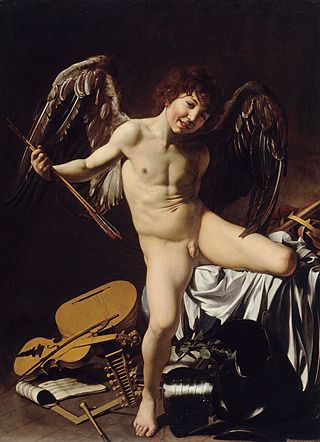 320px-Caravaggio_-_Cupid_as_Victor_-_Google_Art_Project
