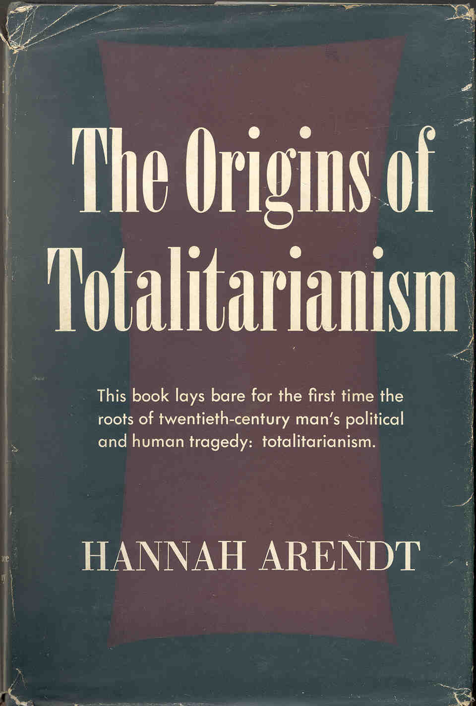 Origins Of Totalitarianism