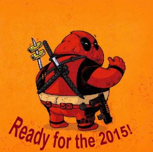 Ready for the 2015
