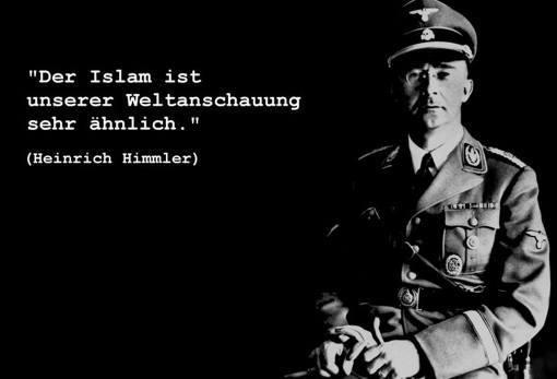 Himmler+Islam