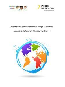 Childrens world Survey