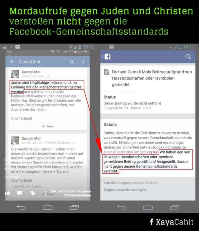 Facebook_Mordaufruf-kein-Problem