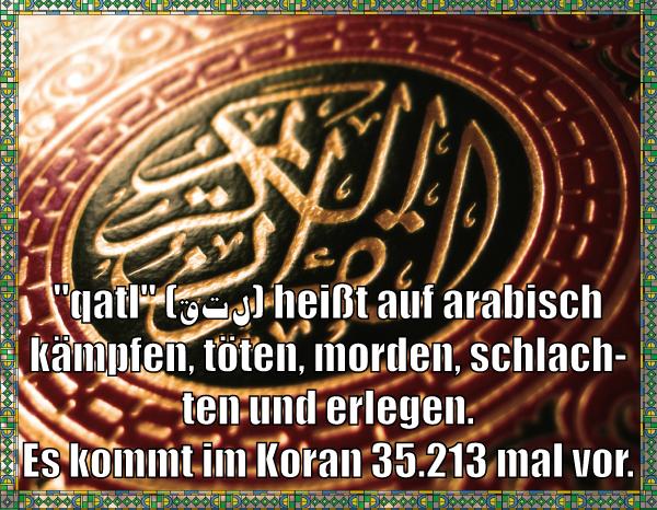 Qatl-Koran